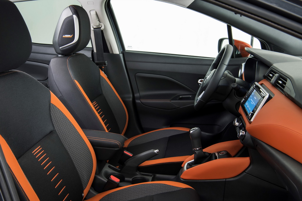 Nissan представил в Женеве 171 музыкальную 187 версию Micra Bose