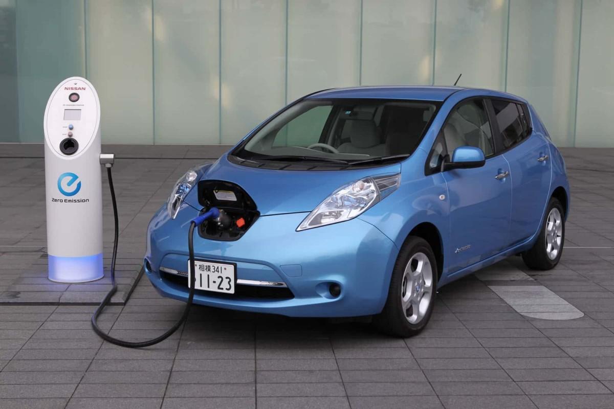 Продажи электромобилей в Украине три месяца выросли на треть