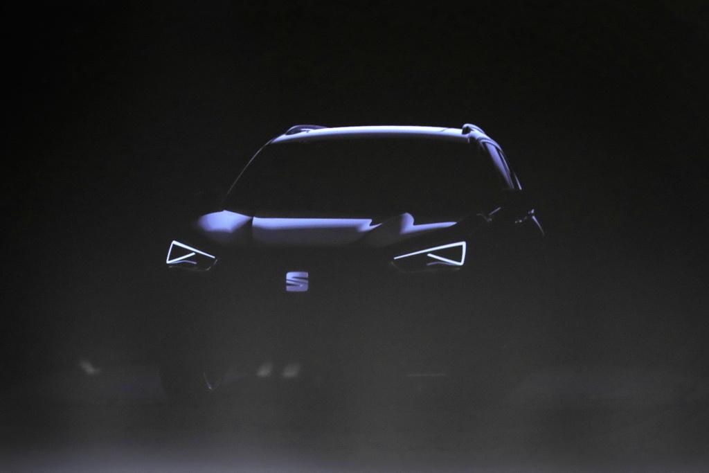 В 2018 Сеат выпустит новый полноразмерный кроссовер Formentor