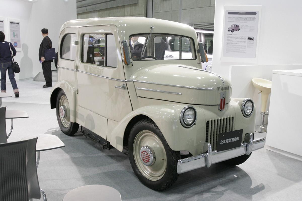 Авто-факт: каким был первый японский электромобиль