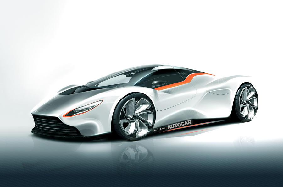 Aston Martin представит шесть новых моделей за пять лет