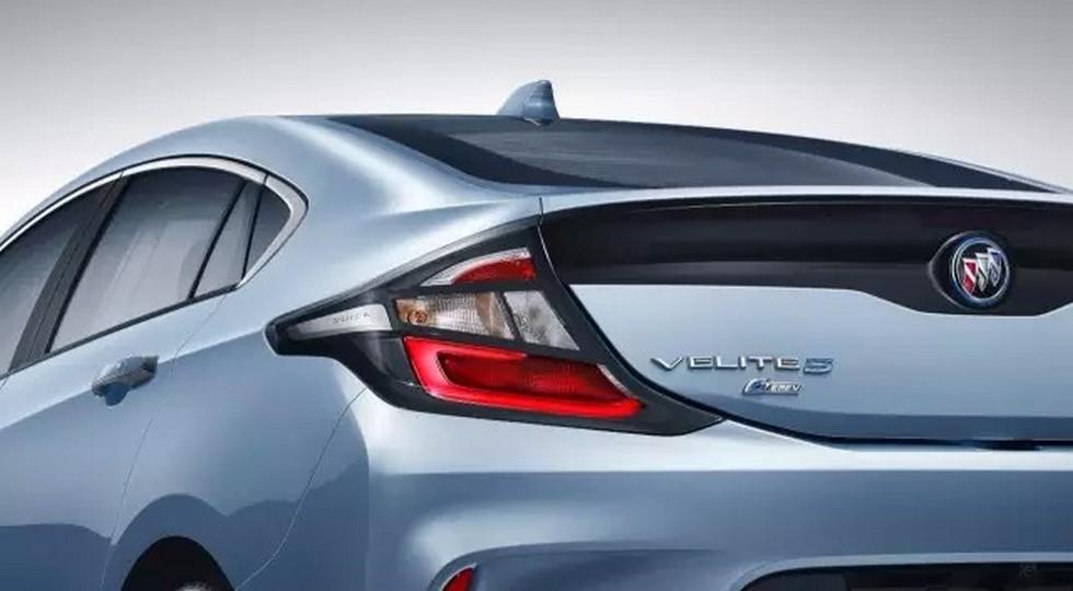 Первый подзаряжаемый гибрид Buick представят в Китае