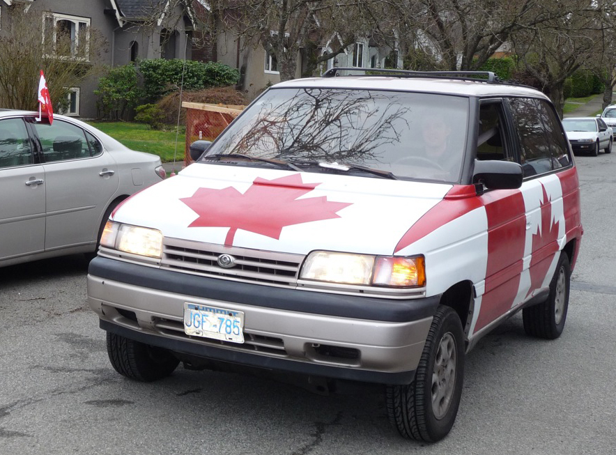 Б/у авто из Канады в Украину – альтернатива секонд-хенду из Европы?