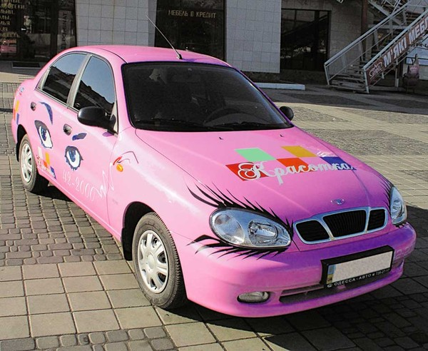 Женское такси в Одессе