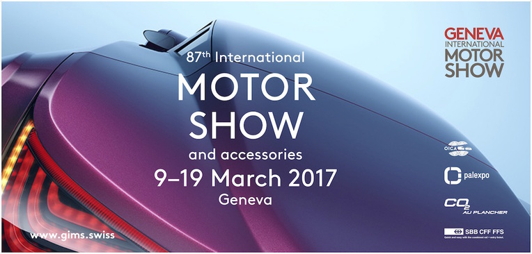 Женевский автосалон 2017 открывает двери