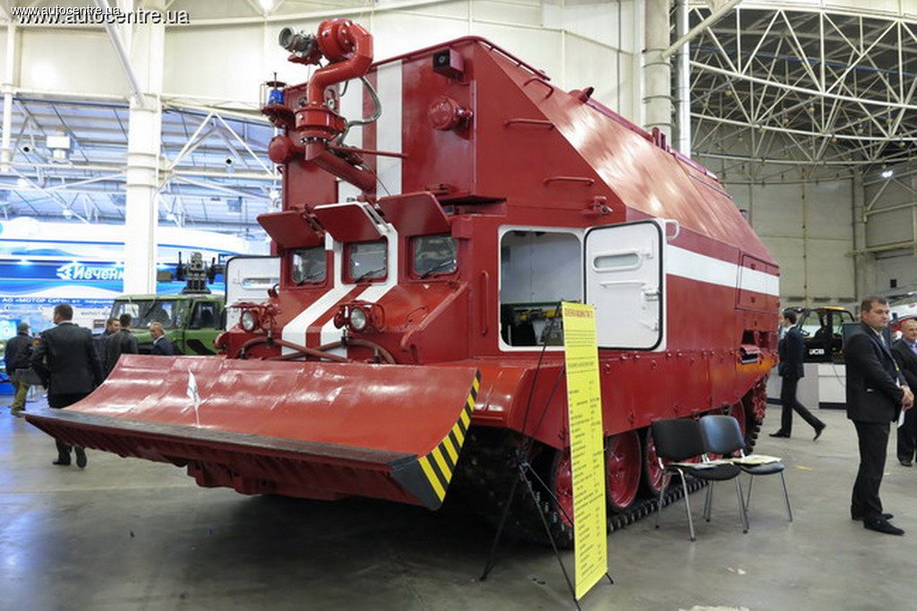 пожарный танк ГПМ-72