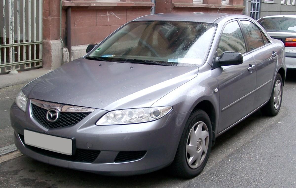 Универсал Mazda6 в Германии продают за 750-1000 евро, а у нас – около 6000  долларов. fcb8ab61bf7
