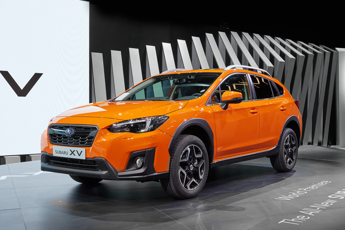 Subaru XV новой генерации