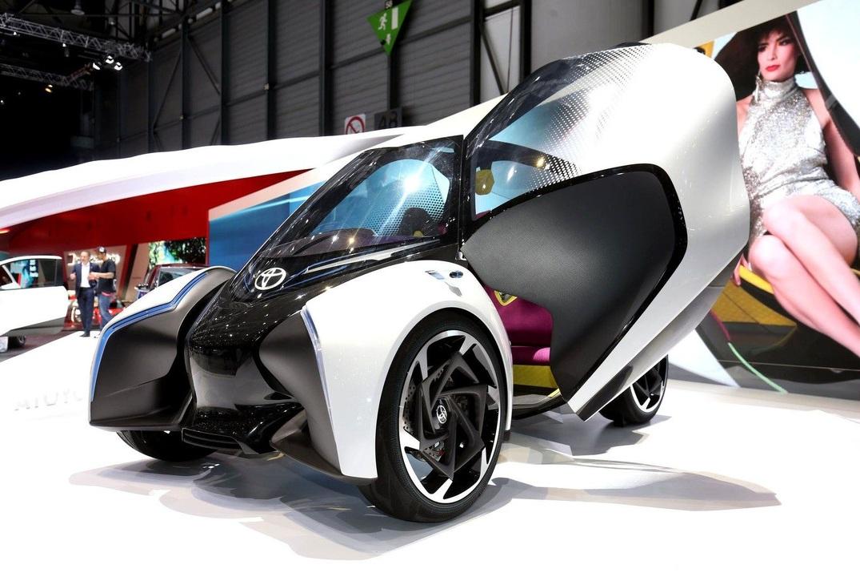Самые яркие концепт-кары Женевского автосалона