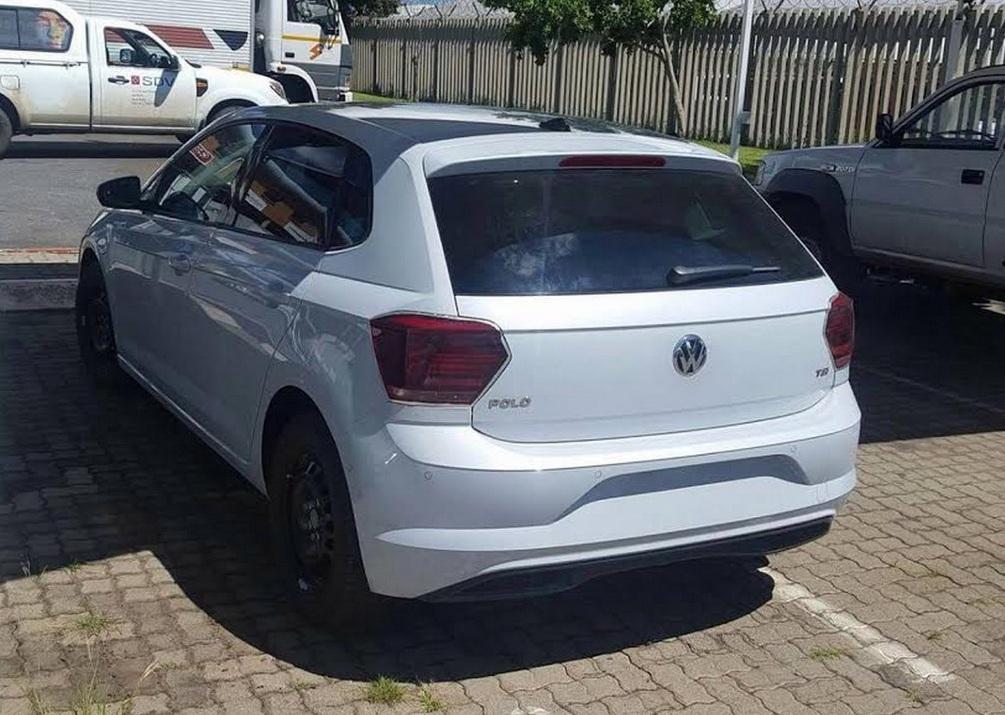 Volkswagen Polo 2018. Первые фото нового хетчбэка Фольксваген