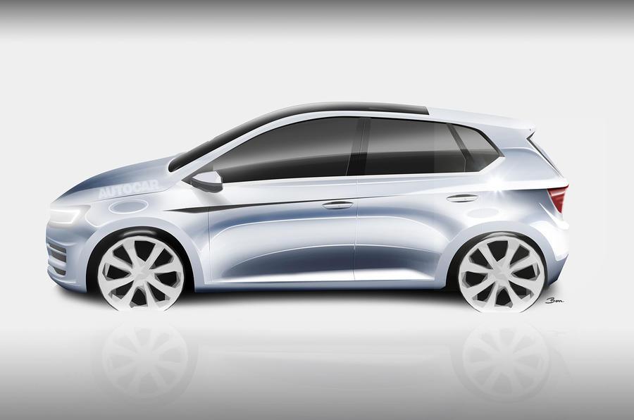 Новый Volkswagen Polo 2018 готовят к премьере во Франкфурте