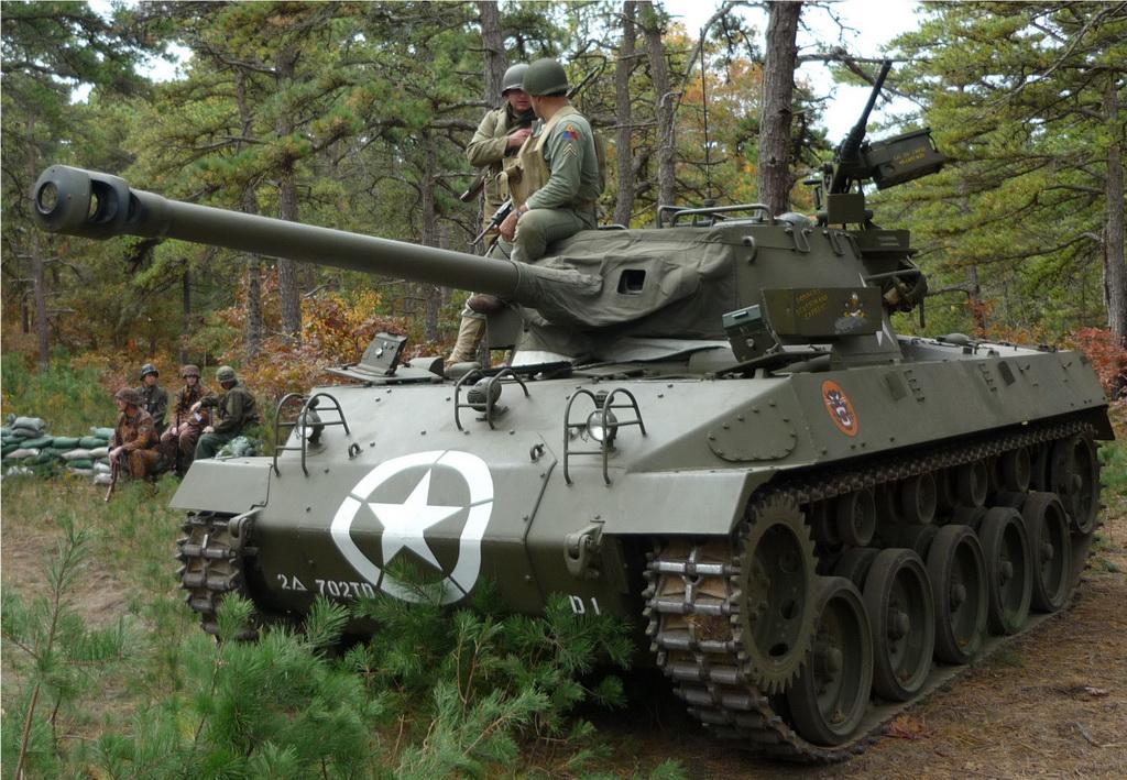 M18 Hellcat от компании Buick