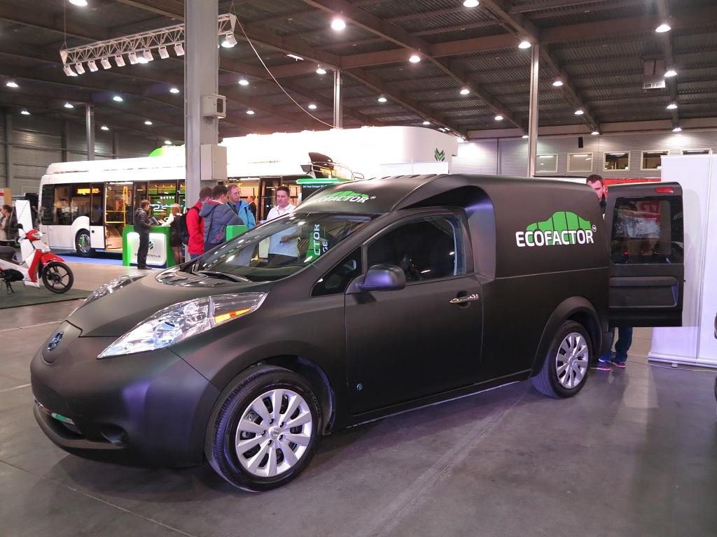 Nissan Leaf Cargo