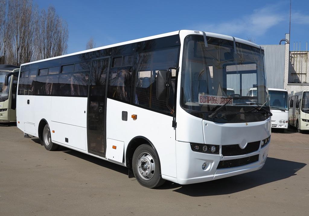 Пригородный автобус ATAMAN Евро 5