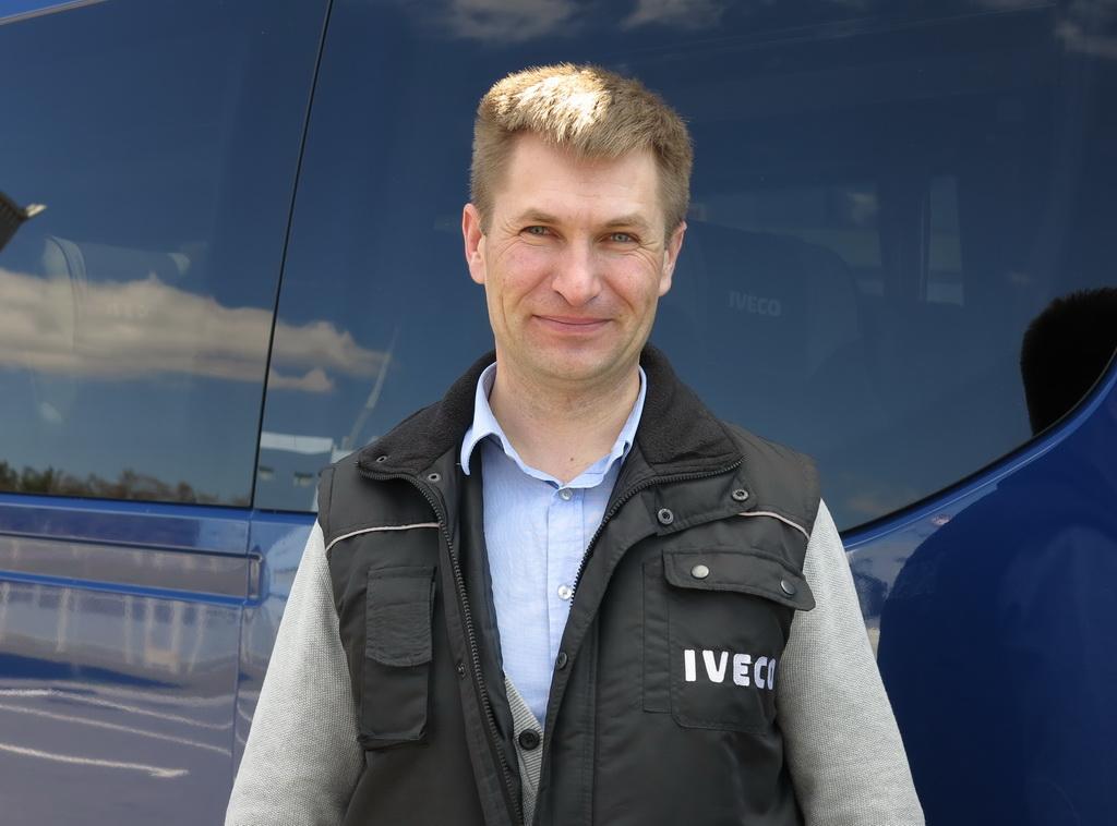 Иван Ващенко Руководитель Департамента коммерческой техники компании АМАКО