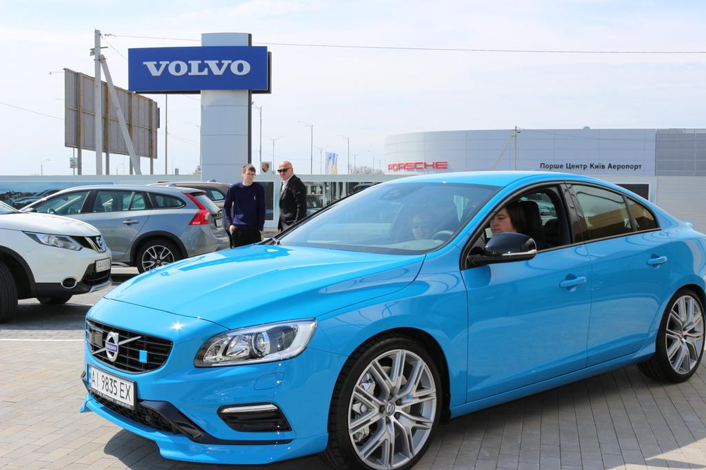 Volvo S60 Polestar
