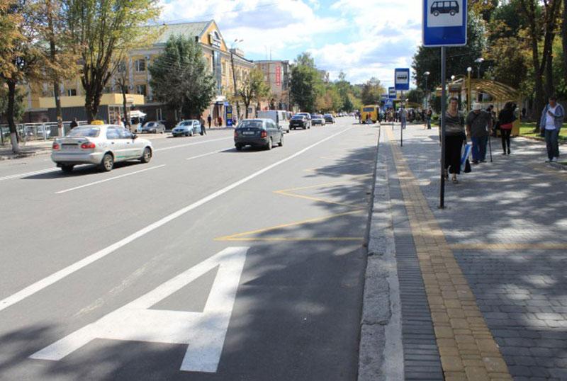 Велосипедистам разрешат ездить по полосе общественного транспорта