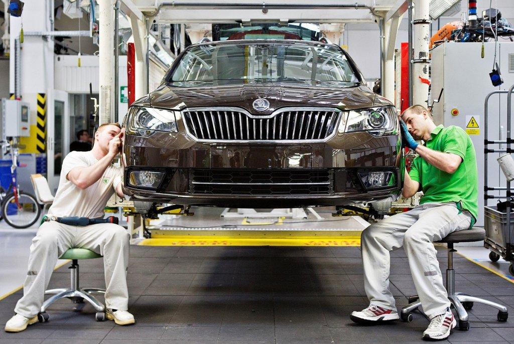Skoda планирует построить новый автозавод в Украине