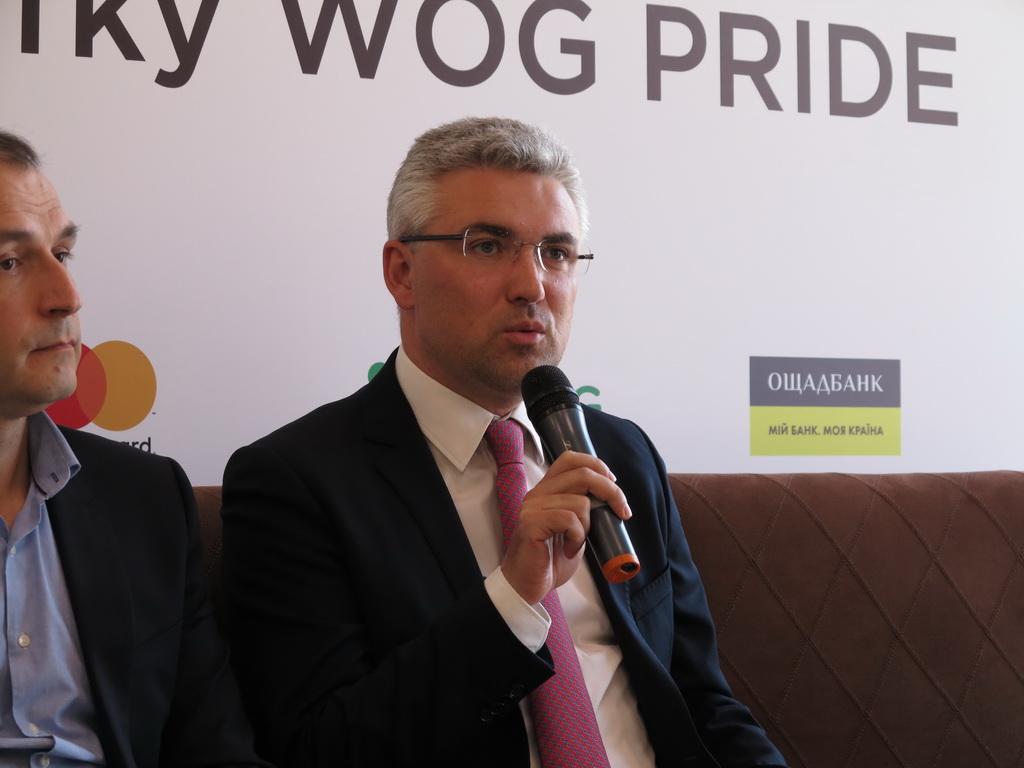 Антон Тютюн, заместитель председателя правления «Ощадбанка»
