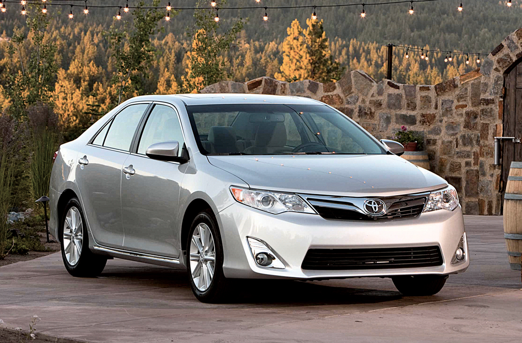 Toyota Camry 2014 #10