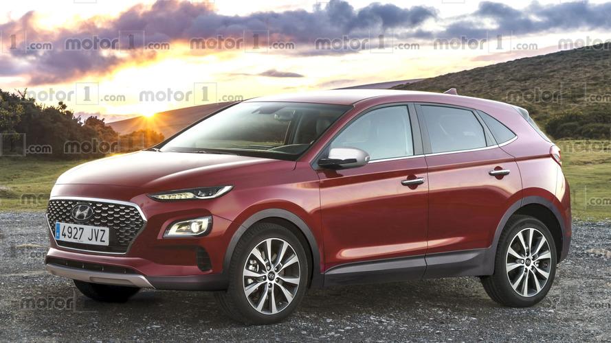 Hyundai Kona 2018. Первые подробности компактного кроссовера Хюндай