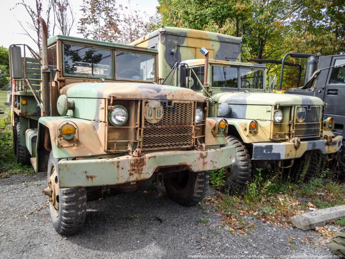 Cтандартный армейский грузовик М35