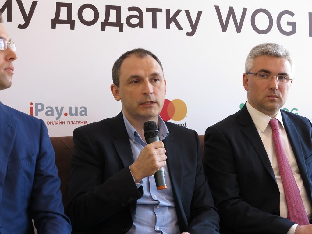 Сергей Францишко, вице-президент по развитию бизнеса Mastercard в Украине, Молдове, Грузии и странах Центральной Азии