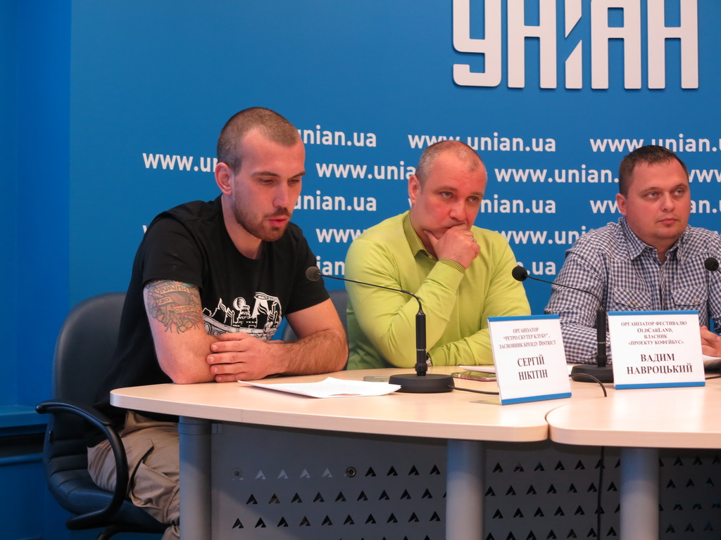 Вадим Навроцкий, организатор фестиваля OldCarLand и владелец «Проекта Кофейбус»