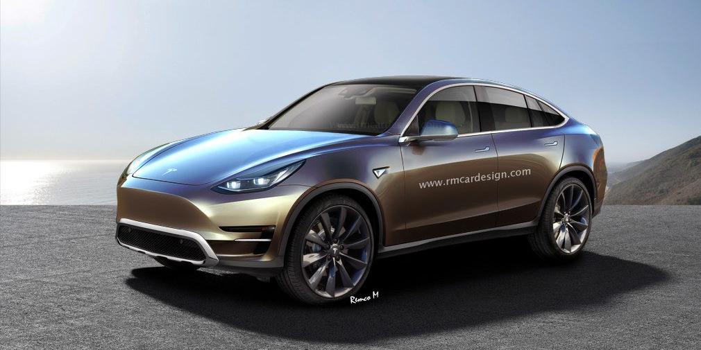 Новые подробности про доступный электрокроссовер Tesla Model Y