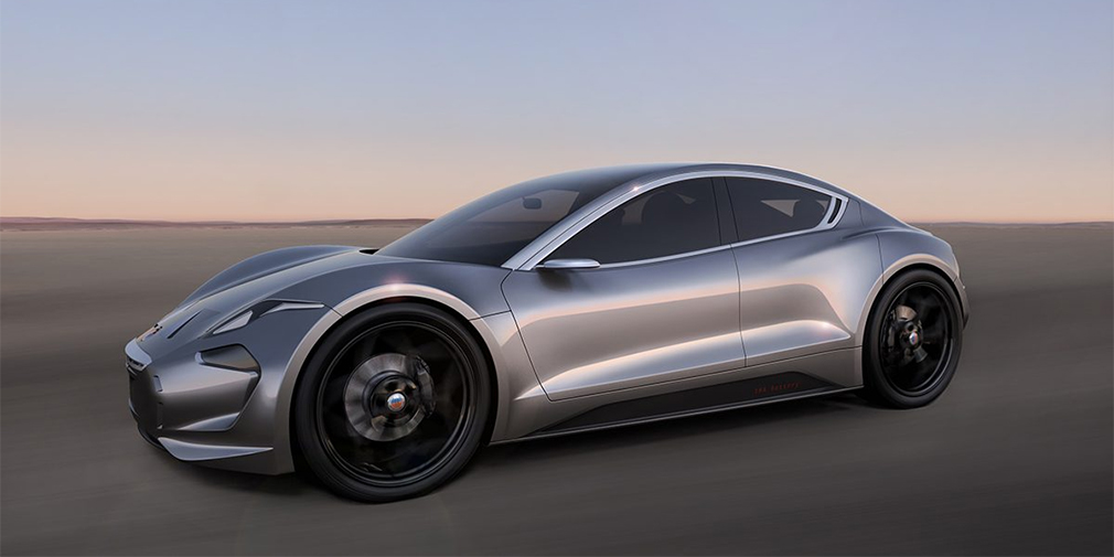 Электромобиль Fisker EMotion бросит вызов Tesla Model S