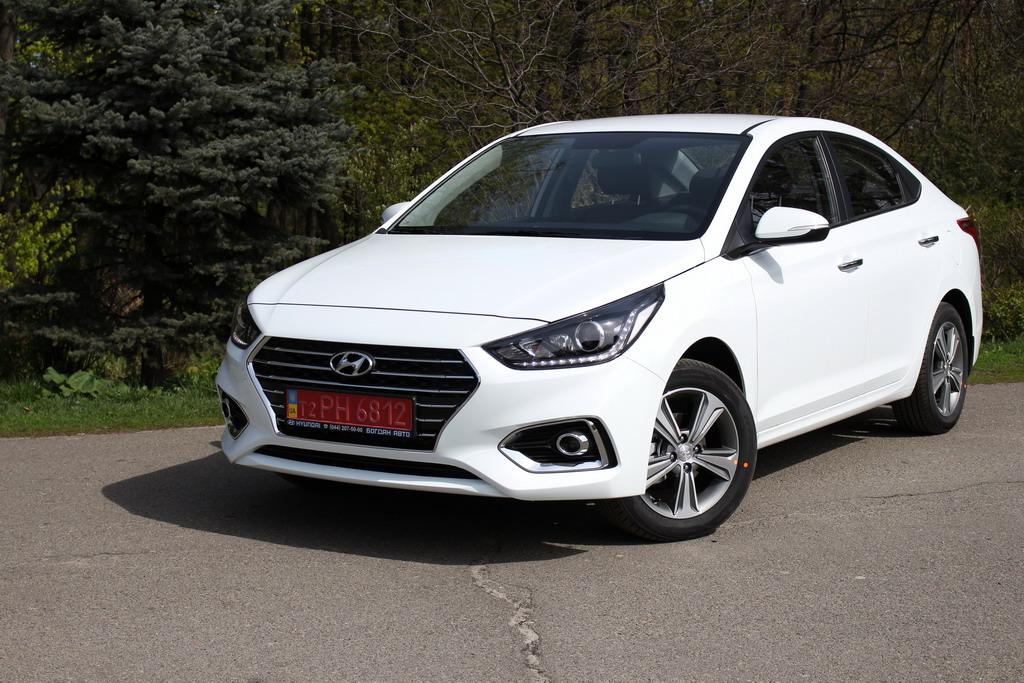 Hyundai Accent пятого поколения