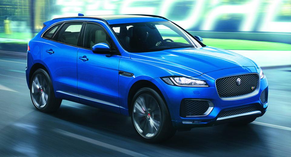 Ягуар F-Pace назван «Всемирным автомобилем года— 2017» вСША