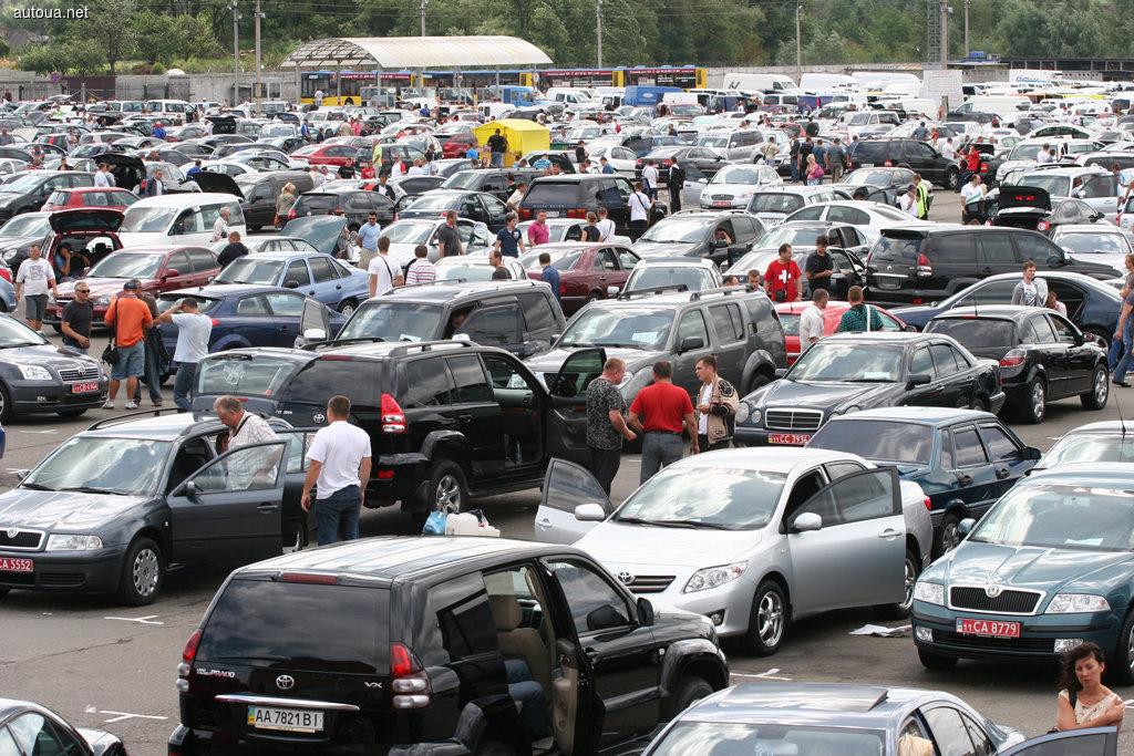 Верховная Рада облегчила импорт б/у авто в Украину