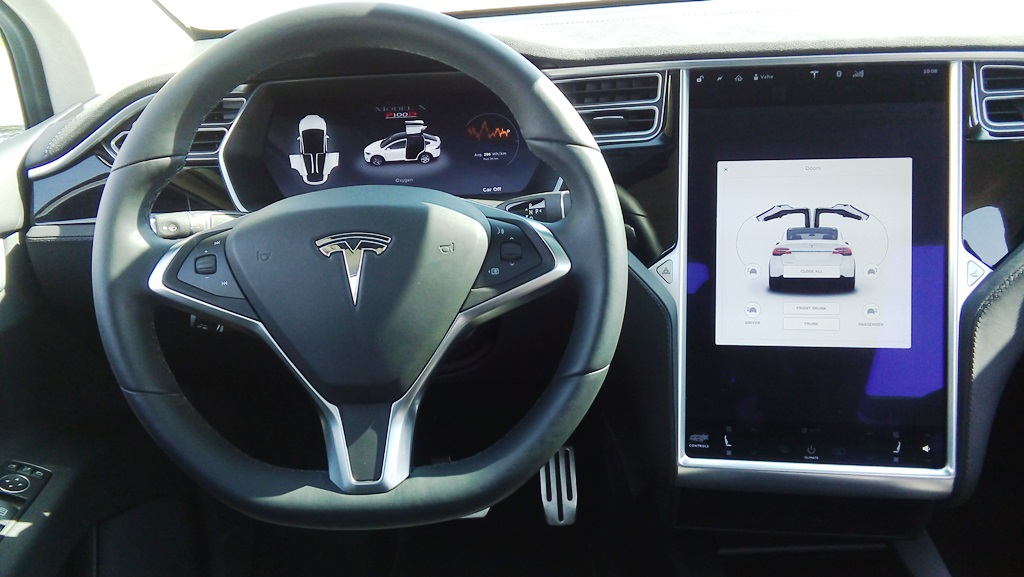 TeslaModelX