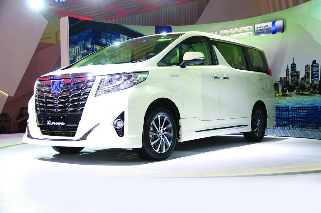 Toyota Alphard Hybrid