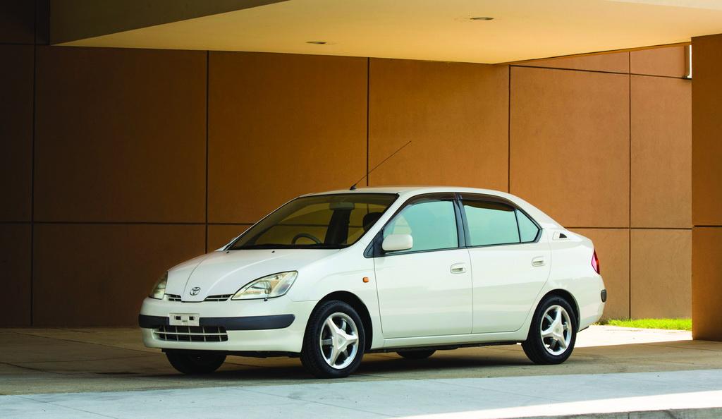 Toyota Prius, 1997