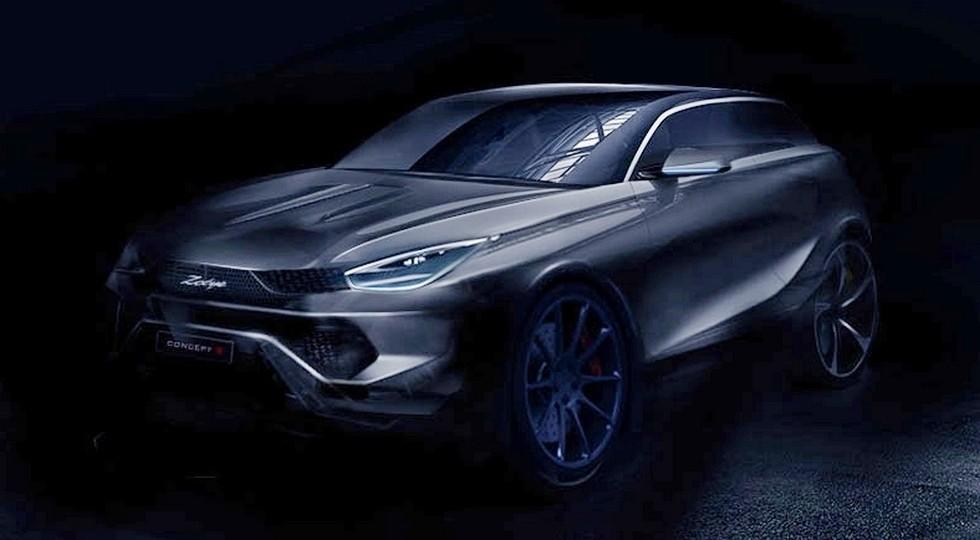 ВКитайской республике создали копию еще невышедшего кроссовера Lamborghini Urus