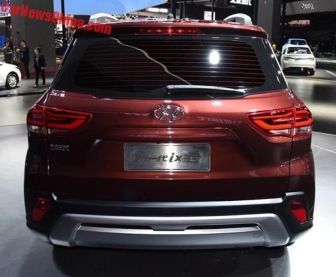 Новый Hyundai ix35: первые фото и подробности