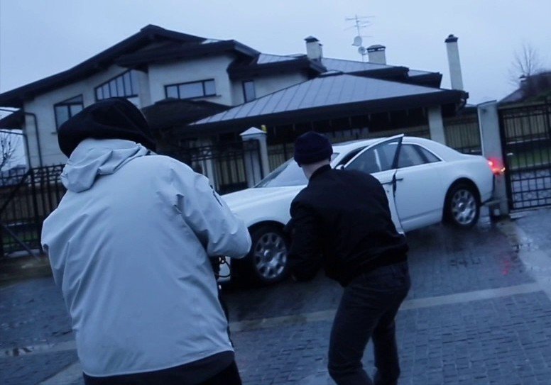 авария роллс ройс в украине