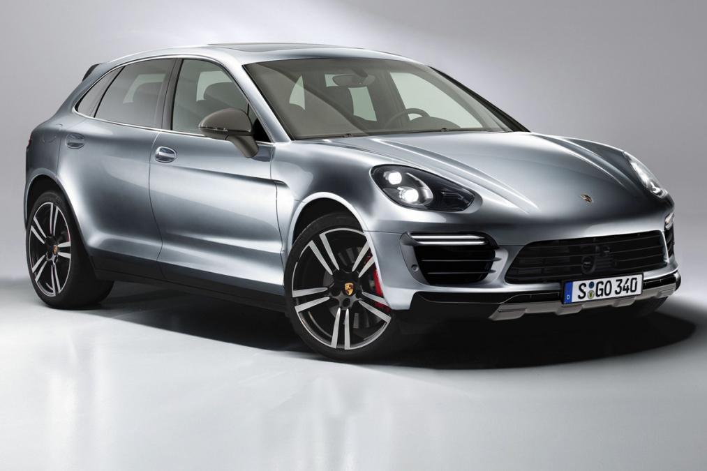 Каким будет новый кроссовер Porsche Cayenne 2018