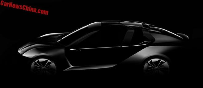 Qoros SuperEV: китайский электромобиль на агрегатах Koenigsegg