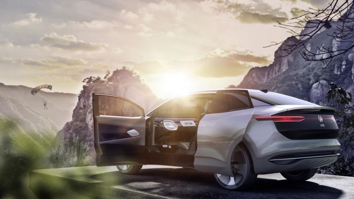 В Китае представлен первый электрокроссовер Volkswagen