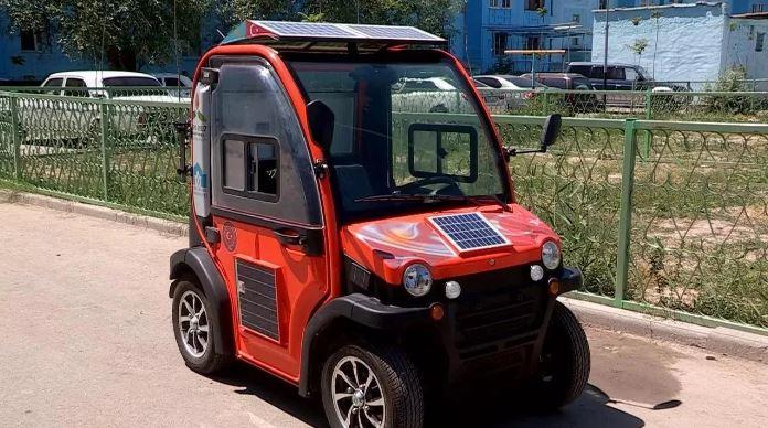 ВКазахстане собрали электромобиль стоимостью 200 долларов