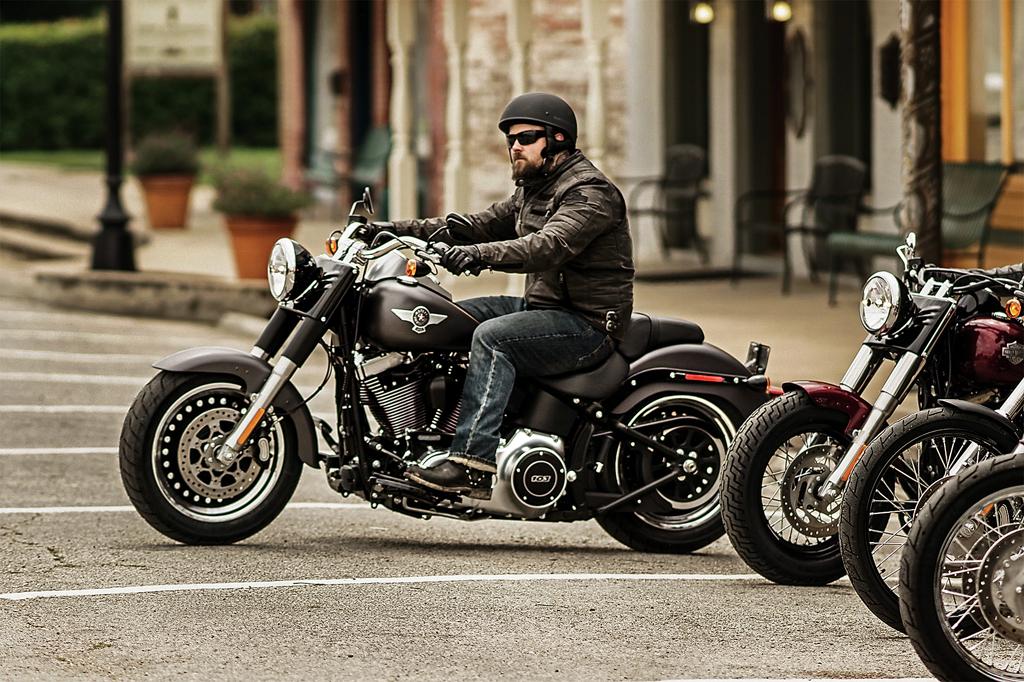 Harley-Davidson-Street 750