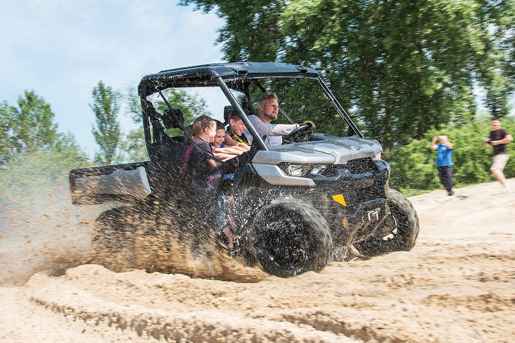 Can-Am Maverick X3 XDS Turbo