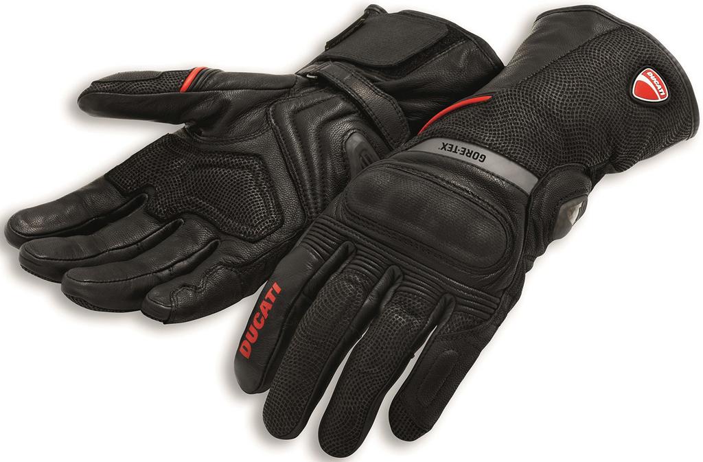 Перчатки для путешествий на мотоцикле