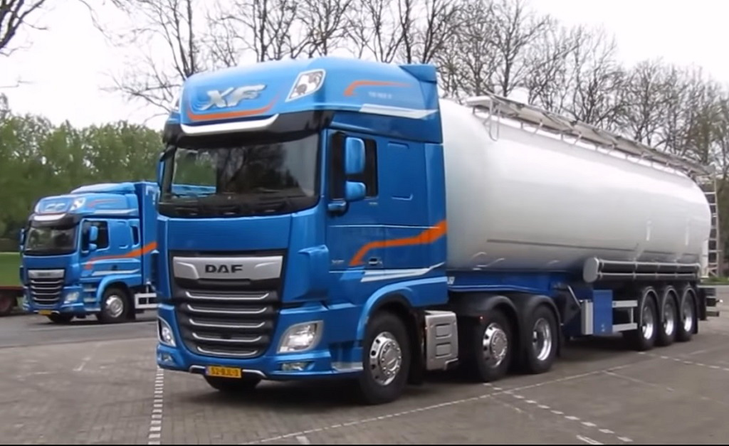 DAF XF и CF Pure Excellence