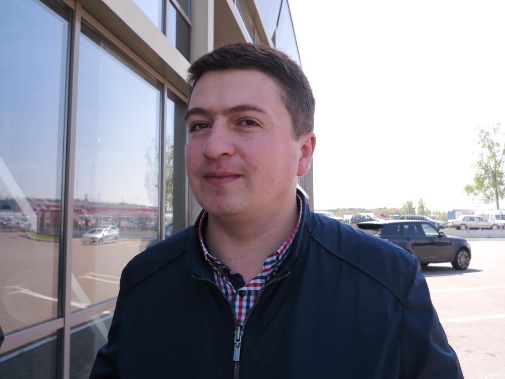 Богдан Дорошенко Представитель АМАКО