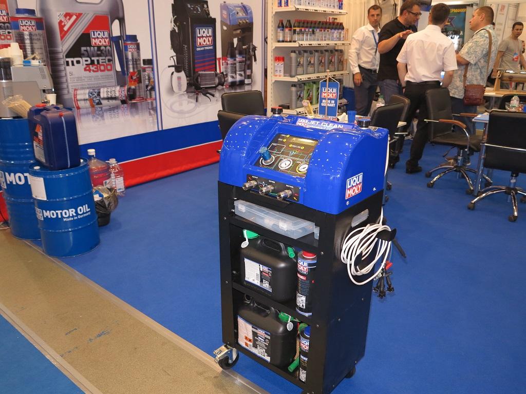 оборудование для очистки топливной системы