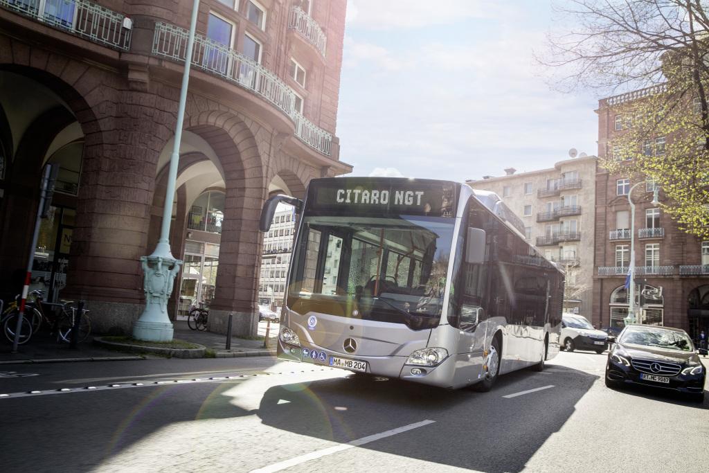 Mercedes-Benz Citaro NGT